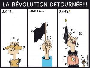Révolution détournée