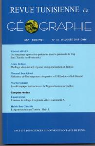 RTG 45-46 - 2016