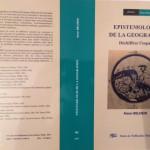 <b>Epistémologie 2017</b> <br />